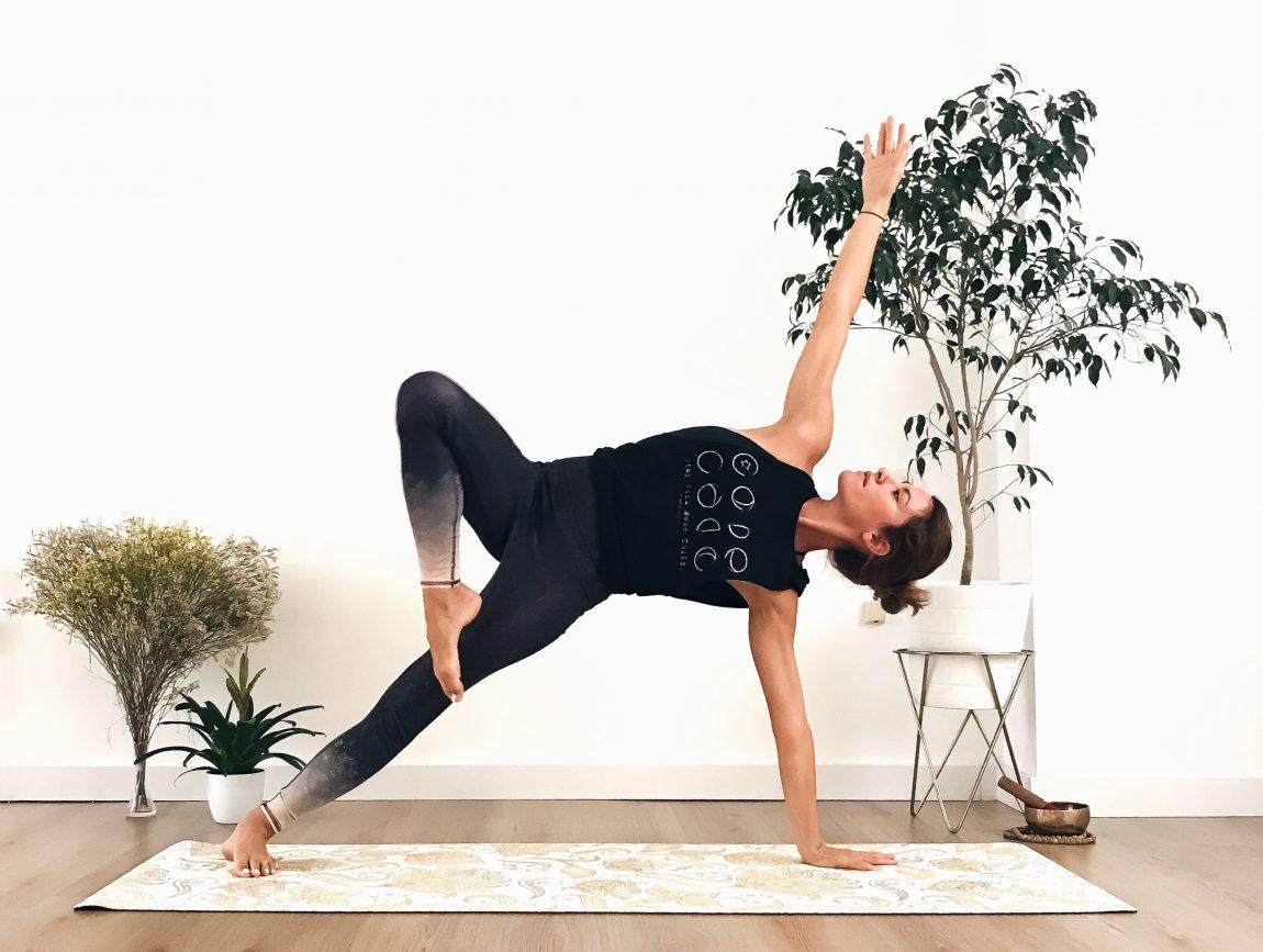 Yoga classes in Valencia
